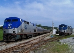 Southbound Amtrak Downeaster Train #686
