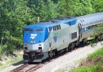 Southbound Amtrak Downeaster Train #684