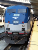 Northbound Amtrak Downeaster Train #685