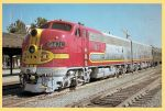 ATSF Warbonnet #347
