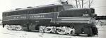 1950 Brand New NYC Alco PA-2 #4208
