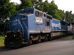 Conrail 8406 Passes CP-Potter