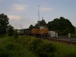 UP 9724 Crosses Inman Ave./CP-Potter On NS/CSX Lehigh Line In NJ!!
