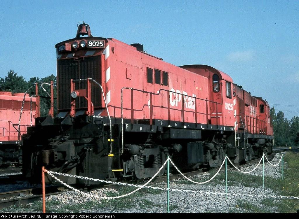 CP 8025 at