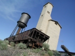 Nevada Northern Coal & Water Towers