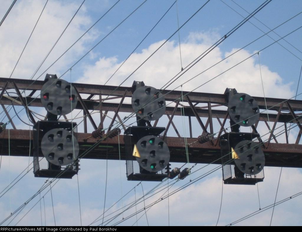 Signals on the NEC