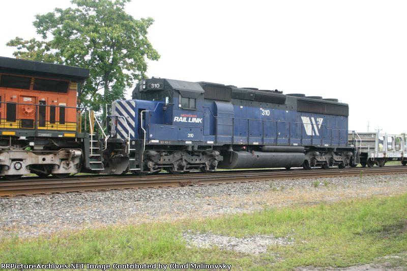 MRL 310 on loan