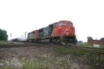CN 5794 runs wrong main