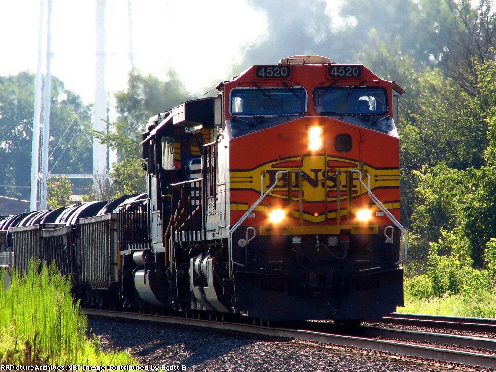 BNSF 4520 69T