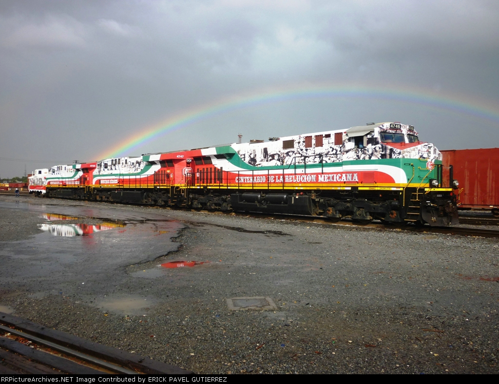Rainbow and Bicentennials