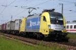 Siemens Eurosprinter 64 rented to Boxpress