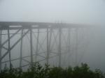 Misty Bridge on WP&YR