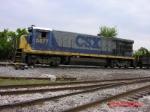 CSX B36-7 5877