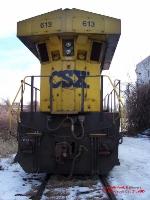 CSX AC60CW 613