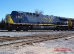 CSX AC60CW 639