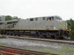 CSX ES44DC 5224