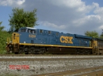 CSX ES44DC 5269