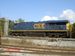 CSX ES44DC 5275