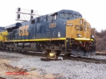 CSX ES44DC 5283