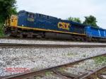 CSX ES44DC 5289