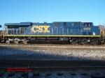 CSX ES44DC 5300