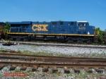 CSX ES44DC 5370