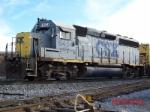CSX GP40-2 6454