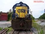 CSX SD40-2 8247