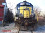 CSX SD40-2 8368