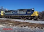 CSX SD50 8537