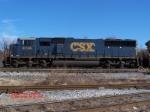 CSX SD60I 8746