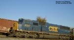 CSX SD60M 8757