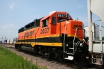 BNSF 2037 - Front