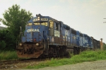 Consecutively numbered GP38s