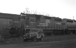 PRR 2944 and the Jeep