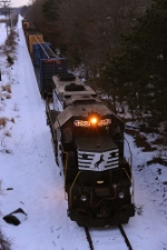 Conrail Shared Assets Operations extra out of time