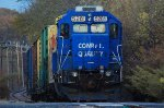 Conrail Shared Assets SA31 in Infrared