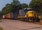 A dirty GP15-1 CSXT 1537