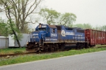 The Spirit of Conrail on the Southern