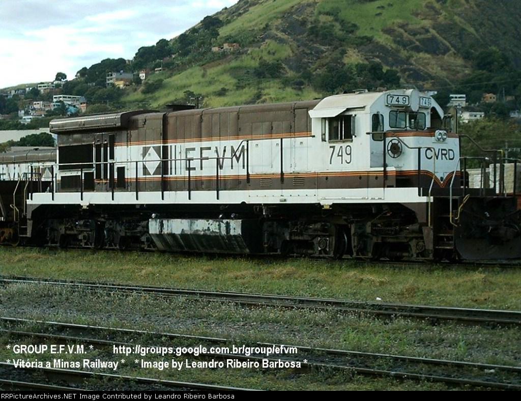 EFVM 749(BB36-7)