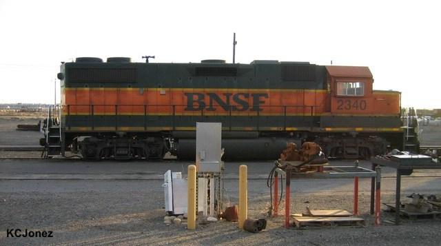 BNSF 2340