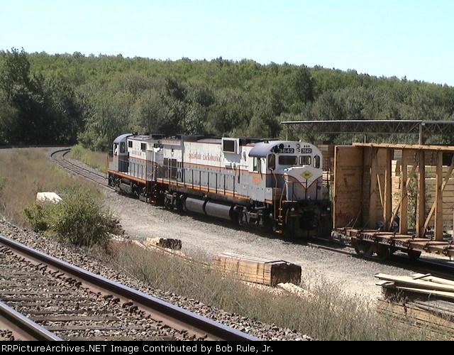 DL 3642(C636) & DL 2035(RS32)