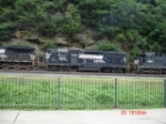 NS 2874 High-Nose heads WB on NS 11A