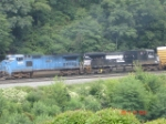 NS 8466 (ex.-LMS) & NS 9263 head WB w/NS 11V