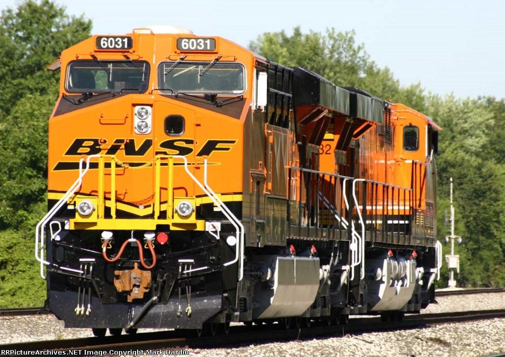BNSF 6031