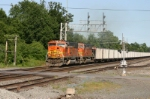 BNSF 9451 takes the signal at CP 482