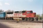 BNSF 129
