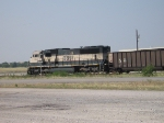 BNSF 9760