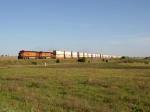 BNSF 4381 and BNSF 4346
