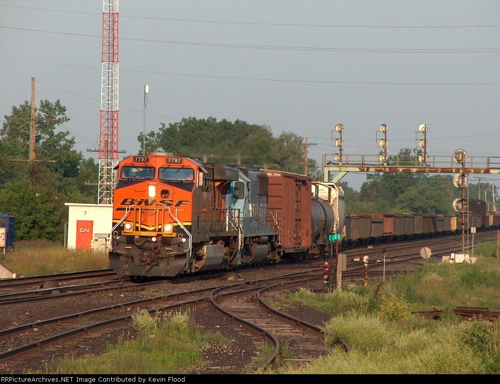 BNSF 7797